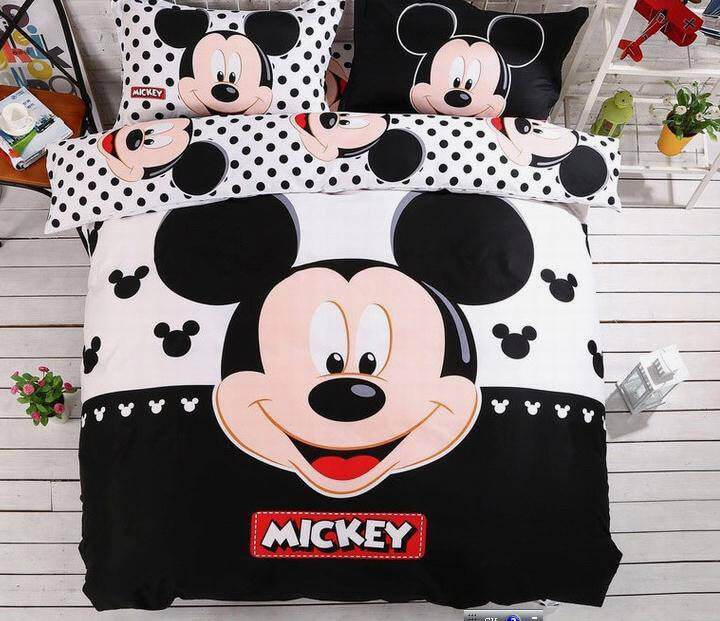 Bedcover Mickey Mouse