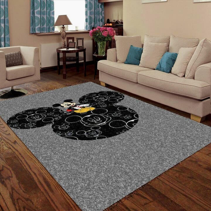 Karpet Mickey Mouse