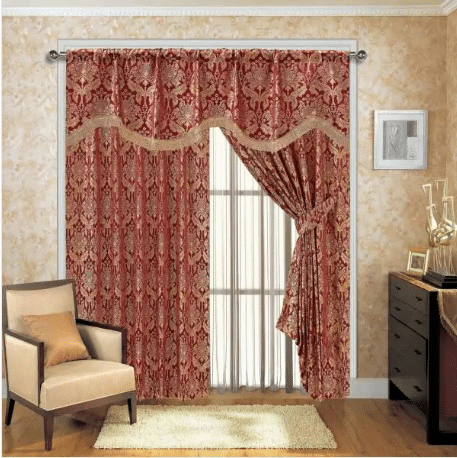 Gorden Window Treatment Set